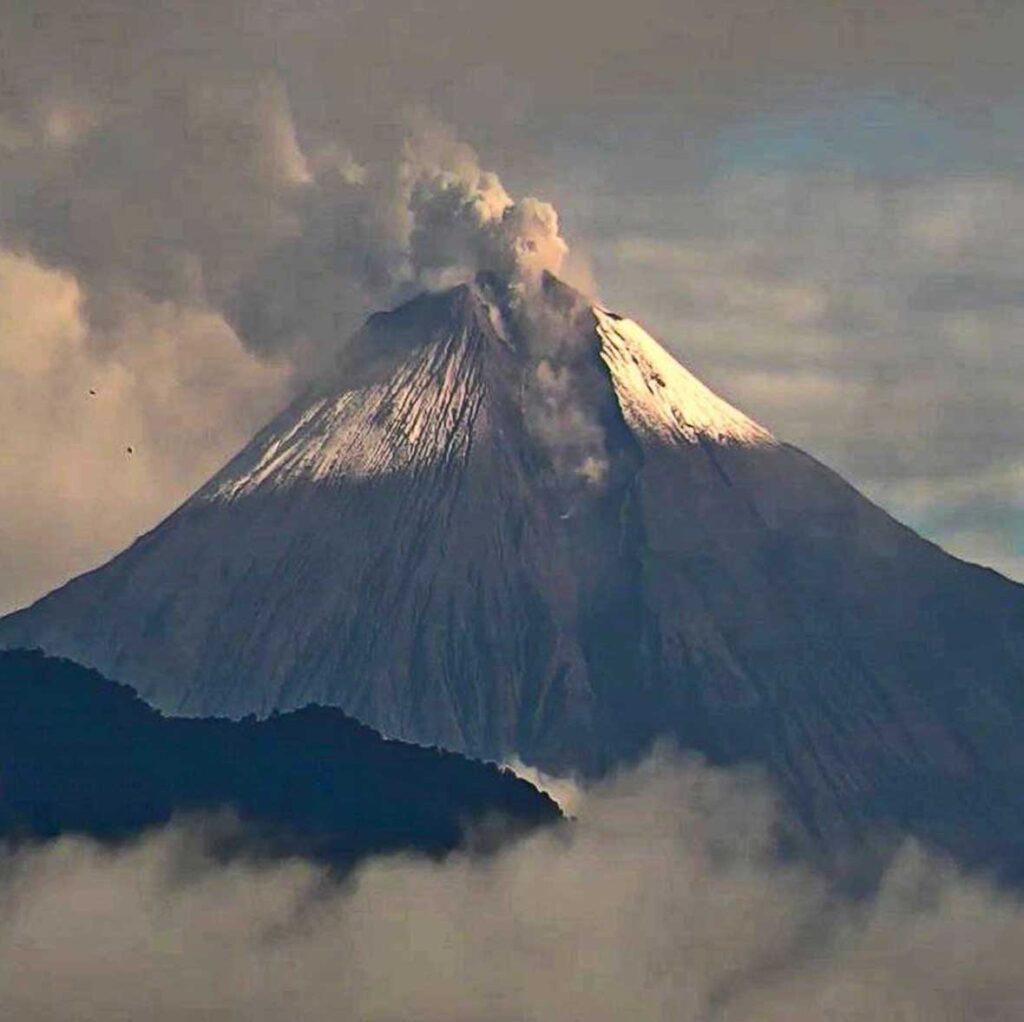 Volcán Sangay